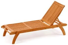 chaises longues de jardin chaises longues jardin classiques pliantes en bois chaises pour