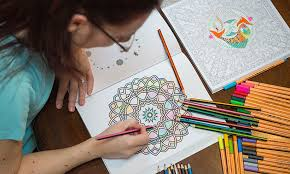 Colouring The Benefits Of In For Adults