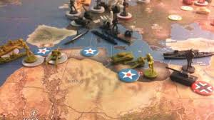 Axis And Allies 1942 War Report Round 3 10 22 2012