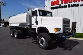 100 6x6 Trucks For Sale 2008 Freightliner M916A3 4000 Gallon Water Truck Big Truck