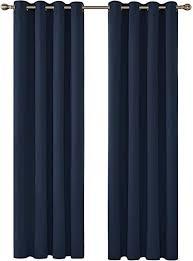 أطلس الذقن التحقق vorhang blau braun