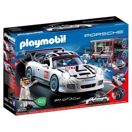 Playmobil Porsche Vehicle Toy Figure
