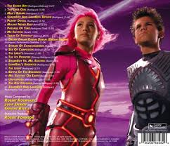 Original Motion Picture Soundtrack The Adventures Of Sharkboy And Lavagirl In 3 D
