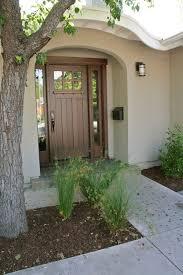 san francisco craftsman front door entry with porch outdoor wall