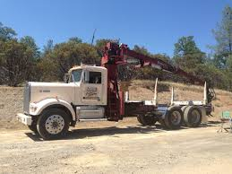 Self Loader Log Truck For Sale, | Best Truck Resource