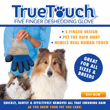 My Short Haired Dog Sheds A Lot by True Touch Pet Deshedding Glove Asseenontv Com Store