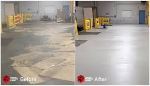 Common Applications For Urethane Cement Floor Coatings