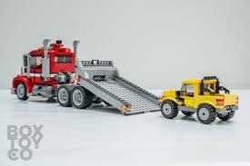 LEGO® CREATOR Highway Pickup 7347 | BoxToy.Co Lego Flatbed Tow Truck Moc Album On Imgur Lego 8109 30187 Alrnate Micro Huckleberry Brick Technic With Power Function Box Ideas Timber Transport City 60017 My Style From Conrad Electronic Uk Youtube Remote Control Set 10244 The Fairground Mixer Review Minifigology Amazing Similarities Between Sets Brickset Forum