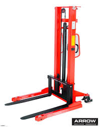 100 Hydraulic Hand Truck Stacker Straddle 3 M Trade Me