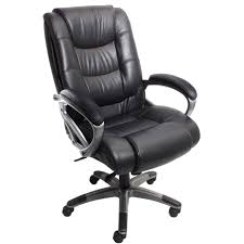 Shop Mayline Ultimo 500 High-Back Leather Task Chair With Arms - On ... Ki Impress Ultra High Back Task Chair Flash Fniture Black Leather And Mesh Swivel Buy Cs Alpha 3 Lever At Mighty Ape Nz Office Essentials By Ofm Ess3050 3paddle Ergonomic Amazoncom Boss Products B1002bk In Via Seating Brisbane Highback Executive Ofx Office Arista With Arms Ofpdirect Gray Galaxy Designer Adjustable Height Homall Pu Computer Desk