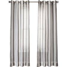 Nate Berkus Herringbone Curtains by Nate Berkus Fringed Herringbone Curtain Panel Neutral 35