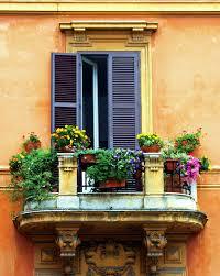 Classic Italian Balcony Decoration 35 Worlds Most Beautiful Balconies