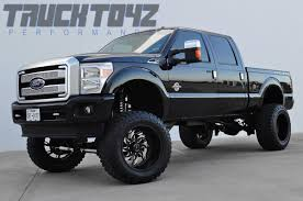 Truck Toyz Super Duty Platinum « Icon Vehicle Dynamics, Truck Toyz ...