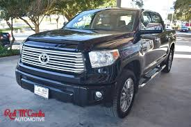 Pre-Owned 2015 Toyota Tundra 4WD Truck Platinum 4WD