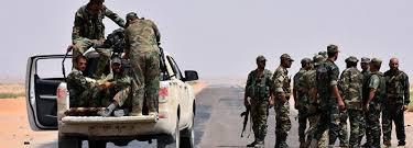 siege army syria army breaks is siege on deir al zor financial tribune