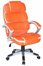 Unique Orange Leather Desk Chair 50 About Remodel The Best fice