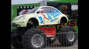 MONSTER VW BEETLE MONSTERTRUCK TRUCK EINZELSTÜCK EIGENBAU STUNT ...