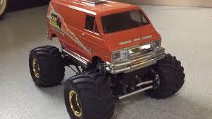100 Monster Truck Lunch Box Modified Tamiya Vanessas Box 4x4 CW01