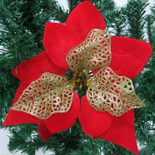 Automatic Christmas Tree Waterer Instructions by Christmas Xmas Tree Hanging Decoration Red Flower Christmas Tree