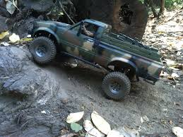 100 Truck Finders Black Hawk Down Sumali Honcho Gun Trail Finder By John