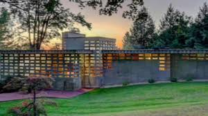 100 Home Designed You Can Soon Buy A NH By Frank Lloyd Wright