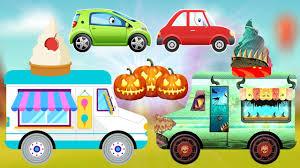 100 Ice Cream Truck Names Good VS Evil Scary Monster For Children