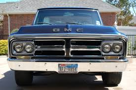 1972 GMC Pickup - Information And Photos - MOMENTcar