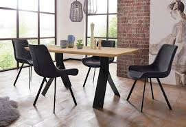 homexperts essgruppe bridge set 5 tlg tisch breite 160 cm 4 stühle kaufen otto