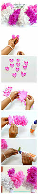 Make These Beautiful Crepe Paper Flowers Easily Diy Home Decor Flower