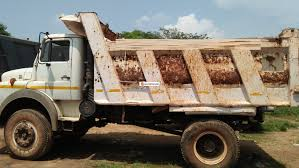 USED CONSTRUCTION EQUIPMENT SALE IN INDIA.USED TATA 6 WHEELER TIPPER ...