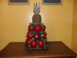 Pine Cone Christmas Tree Centerpiece by Williamsburg Apple Cone Christmas Pinterest Primitive