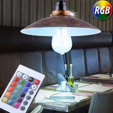 luxus rgb led stehleuchte esszimmer deckenfluter stoff 450