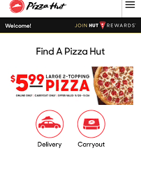 Pizza Hut Large 2 Topping Pizza 5.99 (online Carryout Only ... National Pizza Day Best Discounts And Deals Get 50 Off Veganuary 2019 Special Offers Hut New Years Day Restaurants Center City Ladelphia Crazy Weekly Deals To Help Us Save Money This 8 15 Mar Onlinecom Actual Coupons Dominos Vs Hut Crowning The Fastfood King The 100 Best Marketing Ideas That Work Mostly Free For Pizza Carry Out 6 Dollar Shirts Coupon Deals Today Chains With Sales Right Now How To Get 20 Worth Of At 10 Papa Johns Dealscouponingandmore Instagram Hashtag Photos Videos
