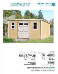 Free 12x16 Gambrel Shed Material List by 10x12 Shed Material List Sickchickchic Com