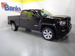 2018 New GMC Sierra 1500 4WD Double Cab Standard Box WT At Banks ...