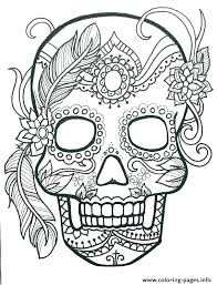 Free Flower Colouring Pages Adults Printable Flowers Coloring For