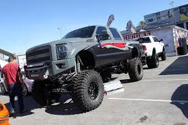 100 Sema 2013 Trucks Show Friday Coverage Truckin