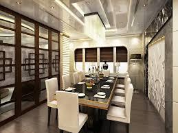 Modern Luxury Formal Dining Room Design