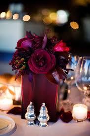 Burgundy Wedding Decoration Ideas Best 25 Floral Centerpieces On Pinterest Purple Garden Favor