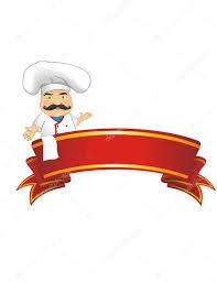 jeux chef de cuisine illustration vectorielle chef de cuisine des poses différentes