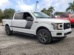 Used 2018 Ford F-150 For Sale At Alan Jay Ford Of Wauchula | VIN ...