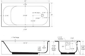 Bootz Cast Iron Bathtub by Mauicast Bootz Industries Standard Bathtub Size Pmcshop