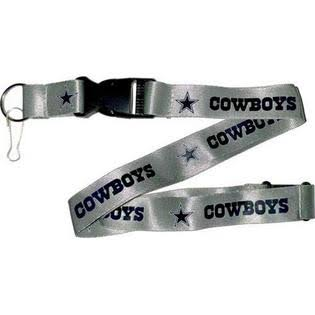 Aminco NFL Dallas Cowboys Original Team Lanyard Keychain