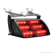 Red 18x LED Firefighter EMT Personal Emergency Vehicle Strobe ...