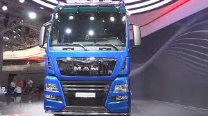 MAN TGX 18.640 D38 PerformanceLine Tractor Truck Exterior And ...