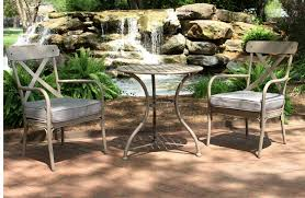 Ty Pennington Patio Furniture Parkside by Set Includes Two Chairs One Round Side Table Hinton 3 Piece