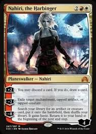 Mtg Commander Decks 2014 by Shadows Over Innistrad Mtg First Impressions Of Nahiri The