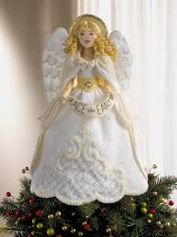 Bucilla Angel Tree Topper