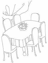 Fancy Dinner Table Clipart Restaurant