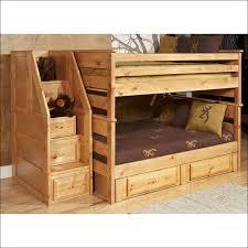 bedroom bunk beds with storage underneath queen loft bed with